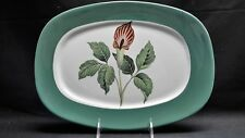 Taylor Smith & Taylor King O'Dell Green - Oval Serving Platter