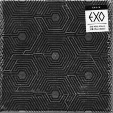 Exo-M Overdose (2nd Mini Album) Audio CD Import *Sealed*
