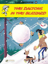 The Daltons in the Blizzard: Lucky Luke 15 (Lucky Luke Adventures)-ExLibrary