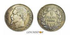 NAPOLÉON III 1 Franc 1860 A Paris