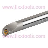 11 Platten Bohrstange SDQCL 107,5° Innenkühlung Ø 20 u 25mm  für DC.