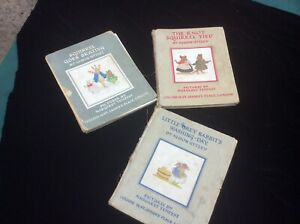 3 Vintage Books By Alison Uttley