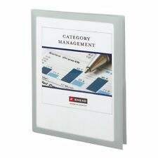 "Smead Frame View Poly Two-pocket Folder 87706 - Letter - 8.50"" X 11"" - 50 Sheet"