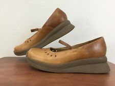 3e12e7c669a Steve Madden Jazmine Mary Jane Platform Shoe Leather Upper Women s Size 8.5  B