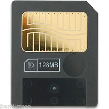 128 MB MEG SMART MEDIA SM FLASH MEMORY CARD DIGITECH GNX3 GNX-3 NEW FREE CD G5