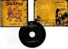 """SOULFLY """"Prophecy"""" (CD) 2004"""