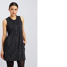 CALVIN KLEIN Jacquard Swing Dress Gorgeous Size 10 NWT!!