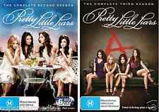 Pretty Little Liars Season 2 & 3 : NEW DVD