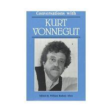 Conversations with Kurt Vonnegut (Paperback or Softback)