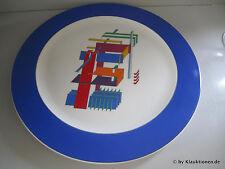 Rosenthal artistas plato marcello morandini 30,7 cm nuevo con embalaje original la letra e