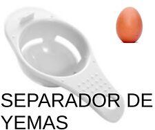 SEPARADOR PARA YEMAS EN PLASTICO ABS DE CALIDAD (yema huevo huevos clara claras)