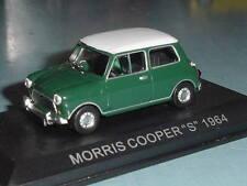 MINI MORRIS COOPER S 1964 EN BOITE 1/43 IXO