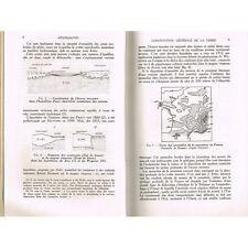 PRÉCIS de GÉOLOGIE Grandes Écoles par Léon MORET Savoie Illustré Éd. MASSON 1947
