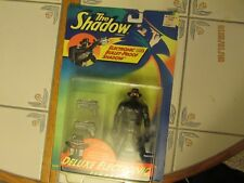 THE SHADOW ELECTRONIC DELUXE FIGURE Bullet-Proof Shadow Kenner 1994 NRFP SEaled