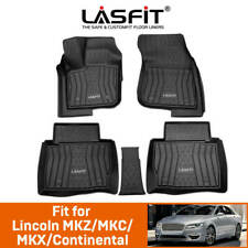 Car Floor Mats for Lincoln Mkz/Mkx/Mkc/Continental Custom Tpe Carpet All Weather
