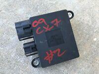 07 08 09 10 11 12 MAZDA CX-7 CX7 Fan Module #2 OEM K2