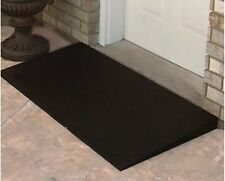 "EZ-Access Rubber Threshold Ramp Beveled 2.5"" Rise THRBE-250-1 - FREE SHIP"