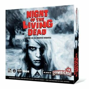 NIGHT OF THE LIVING DEAD Asmodee