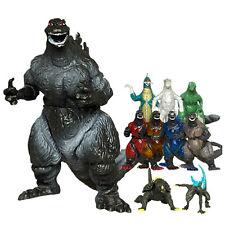 Godzilla Monsters Mechagodzilla Toy Figuren Gigan Anguirus 10pcs Spielzeug Doll