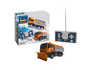 Revell Control Mini RC Homme Tgs 28.430 Hiver Service Truck, Art. 23487