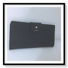 Mimco Supermicra Travel Wallet - Black