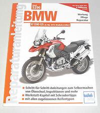 Reparaturanleitung BMW R 1200 GS ab Baujahr 2010 (Radialventiler)