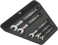 WERA 6003 5 Piece Joker Combination Spanner Set,8mm,10mm,13mm,17mm,19mm, 020230