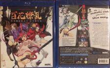 Samurai Girls Complete Collection (2-disc set blu ray)