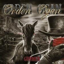 ORDEN OGAN - GUNMEN - DIGIPAK-CD+BONUS-DVD - 884860179621