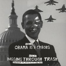 """Buck Biloxi & The Fucks - Obama Is A Cyborg (Vinyl 7"""" - 2016 - EU - Original)"""