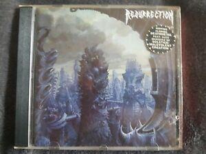 Resurrection Embalmed Existence Original CD 1993 First Press