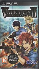 PSP Sega: Valkyria Chronicles 2 (EU) RARE!!