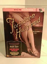 TCM Archives - Forbidden Hollywood Collection - Vol. 1 (DVD, 2006, 2-Disc Set)