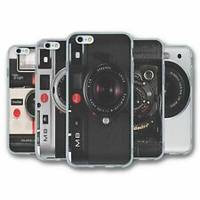 For iPhone 6 6S Silicone Case Cover Camera Collection 1