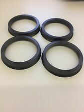 Wheel Hubcentric Hub Rings for Subaru  4pc 66.0mm OD to 56.1mm ID - USA Seller