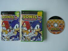 Sonic Mega Collection Plus - Microsoft Xbox -  CIB Xbox