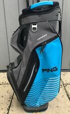 PING PIONEER GOLF CART BAG / 15-Way / Strap / Good Condition