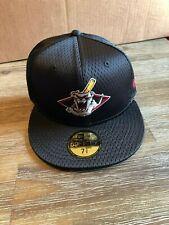Jamestown Jammers 59fifty Batting Practice Mesh Hat Men's Size 7 3/8