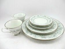 "Lenox Oxford Bone China ""Spring"" 10 Pieces 2 Settings"