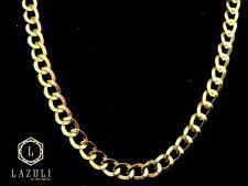 Men's necklace, solid 18 carat gold, 20 grams.