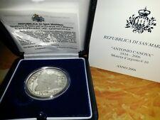 Pièce 10 Euro SAINT-MARIN 2006 Argent. 925/1000. UNC