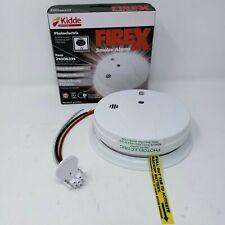 Kidde 21006371 p12040 Hardwire with Battery Backup Photoelectric Smoke Alarm