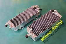 RIGHT+LEFT alloy radiator KTM 250/400/520/540 EXC/MXC/SX 2002