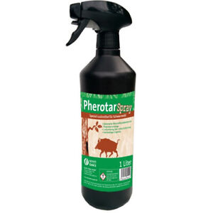 Pherotar Spray 1L Lockmittel Schwarzwild Lockstoff Buchenholzteer mit Pheromonen