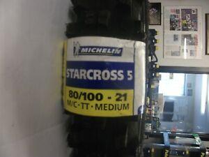 MICHELIN STARCROSS 5 80/100/21