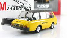 VNIITE-PT Taxi AutoLegends USSR 1964. Diecast Metal model 1:43. Deagostini