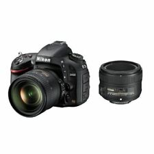Near Mint! Nikon D600 with 24-85mm ED VR and 50mm f/1.8G - 1 year warranty