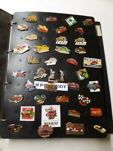 LOT PIN'S DIVERS , ENVIRON 800/900  PIECES