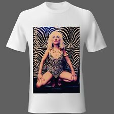 Mens t-shirt SMALL Music Blondie Unisex Woman Debra Harry Rock Pop 70s 80s UK