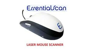 NEW ESSENTIALSCAN ES MOUSE SCANNER ,SCAN TO PDF / DOC / PNG / IMG /TXT,WIN & MAC